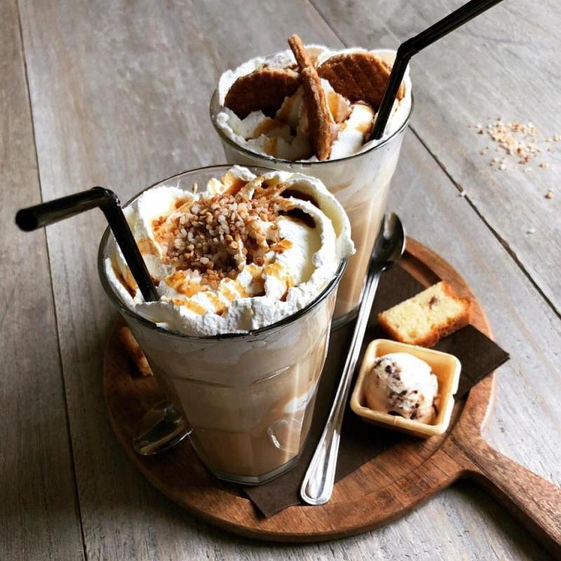 Lekkere koffies verschillende smaken De Pastorij Wijchmaal